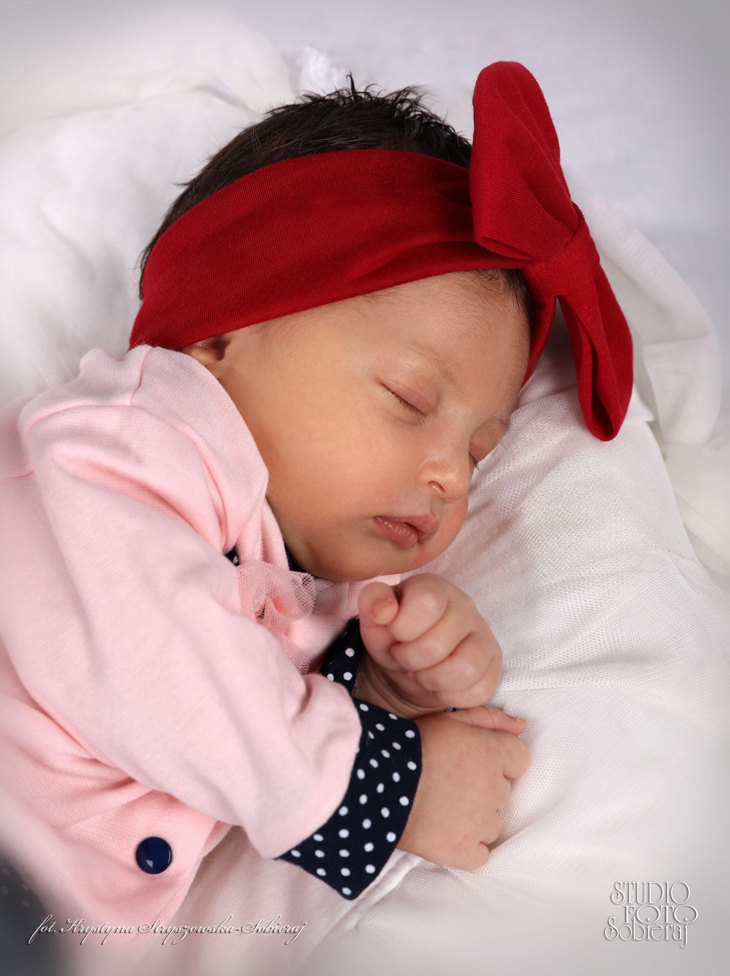 zdjęcia noworodków łódź